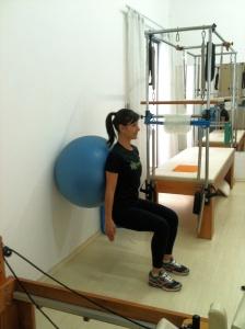 exercicio com a bola 4.1