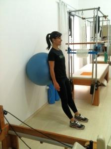 exercicio com a bola 4
