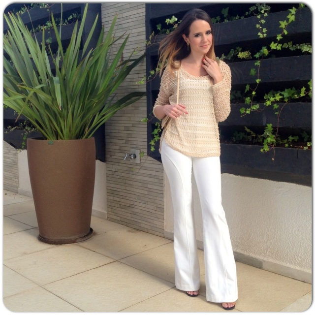 look tricot juliana bertola