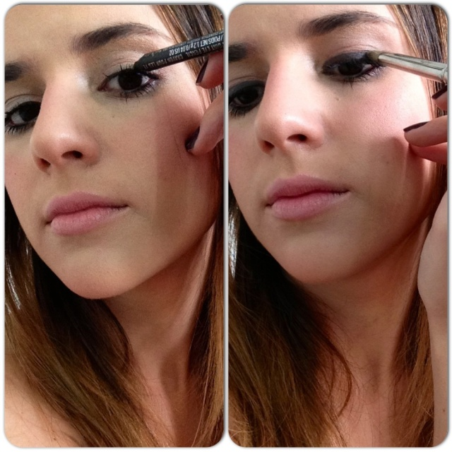 maquiagem para academia como fazer
