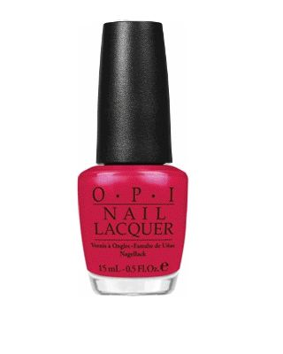 esmalte OPI the colour of minnie