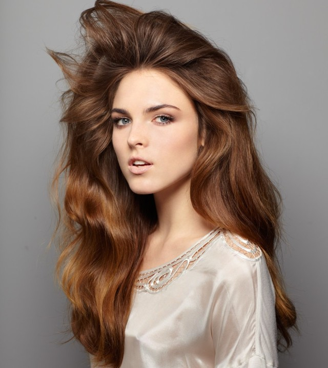 volume para o cabelo